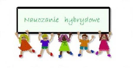 Nauczanie hybrydowe w klasach I-III